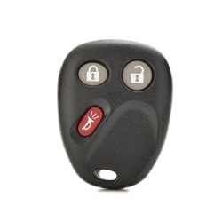 1 X REPLACEMENT REMOTE KEYLESS KEY fob shell for GMC HUMMER CAD