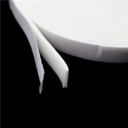 12mm*5M Strong Adhesive Tape Foam Double Sided Pad For Mounting One Size