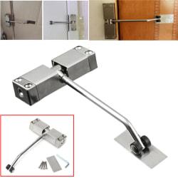 Adjustable Automatic Strength Spring Door Closer Hinge Fire Rat onesize