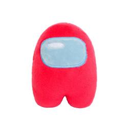 Among Us Game Plush Toy Original Kawaii Stuffed Doll Cute Small Red