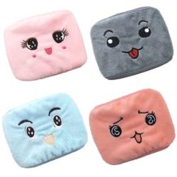 Children's mask velvet cotton cartoon thickened masks for 1 to 5