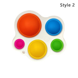 Fidget Simple Dimple Toy Fat Brain Toys Stress Relief Hand Toys  Style 2