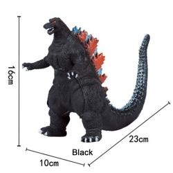 Godzilla Figure King Of The Monsters Shin Godzilla Toys Monster Black