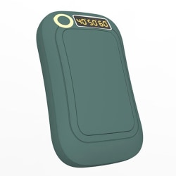 Hand Warmer Pocket 10000mAh Indoor Outdoor Small Warmer Heater  Green