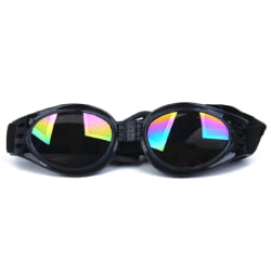 Härlig husdjurskatt Glasögon Hundglasögon Husdjursprodukter Kitty Toy Dog U Black
