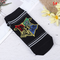 Magician Harry Potter socks Cosplay accessories cotton socks bre 5#