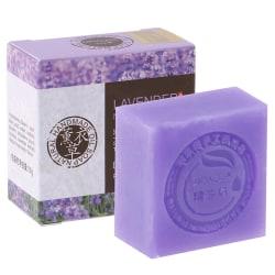 Natural Organic Essential Oil Soap Handmade Soap Deep Cleansing  LAVENDER