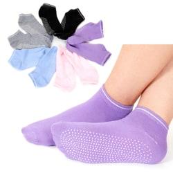 New Women Yoga Socks Non Slip Fitness Warm Gym Dance Sport Exer