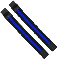 Occlusion Training Bands Blood Flow Restriction Training wraps  Blue