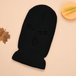 Utomhus Full Face Cover Knit Army Tactical Hat Winter Ski Cycli