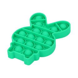 Pop it Fidget Toy Bubble Sensory Fidget Toy Green rabbit