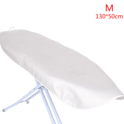 Universal silver coated ironing board cover & 4mm pad thick ref M