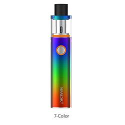 Vape Pen 22 Tank 0.3ohm Dual Core with LED Indicator e electroni 7-color