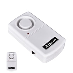 Wireless Home Security Remote Control Vibration Alarm Window Do