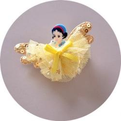 1 st Barn, Flickor, prinsessan Håraccessoarer gul