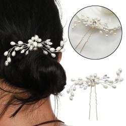 Blomma hårnål Bröllop 1 ST