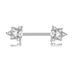 Bröstpiercing Smycken Piercing