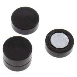 Magnetisk örhängen i rostfritt stål