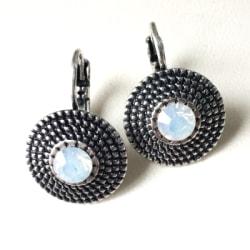 Silver örhängen smycken