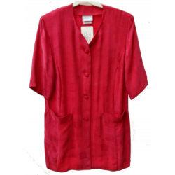 Blusjacka i rött. Art.104304 38