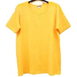 Tröja i gult.st XXL. Art.105937 gul