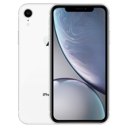 Begagnad Apple iPhone XR 64GB Vit Grade A