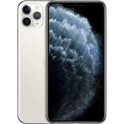 Renoverad Apple iPhone 11 Pro Max 256GB A Silver Smartphone Silver 256GB