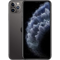 Renoverad Apple iPhone 11 Pro Max 64 GB B Space Grey Smartphone Rymdgrå 64GB