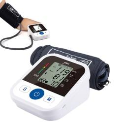 Blodtrycksmätare-testmaskin för överarm, för hemmabruk
