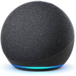 Amazon Echo Dot (4th gen.) with Alexa - Charcoal