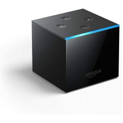 Amazon Fire TV Cube with Alexa 4K Ultra HD