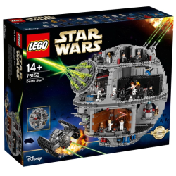 LEGO 75159 Star Wars Death Star Model