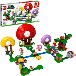 Nintendo LEGO Super Mario Toads Treasure Hunt 71368