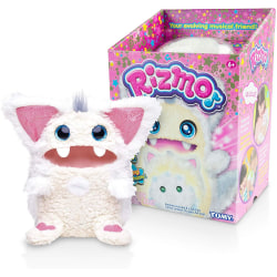 Rizmo Interactive Evolving Toy - Snow