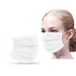 [1-PACK] Munskydd CE-godkänd 3-Lager Skyddsmask Producerade i EU
