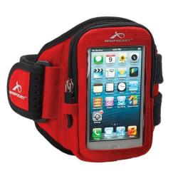 Armpocket Aero i10 Armband till smartphone (Röd)
