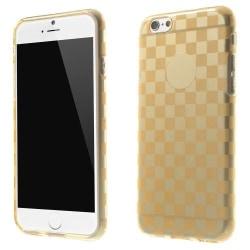 Check Design FlexiCase skal till Apple iPhone 6 / 6S  (Orange)