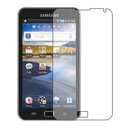 Clear skärmskydd till Samsung Galaxy S WIFI 5.0