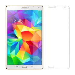 Clear skärmskydd till Samsung Galaxy Tab S 8.4