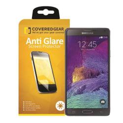 CoveredGear Anti-Glare skärmskydd till Samsung Galaxy Note 4