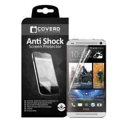 CoveredGear Anti-Shock skärmskydd till HTC One