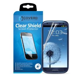 CoveredGear Clear Shield skärmskydd till Samsung Galaxy S3