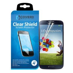 CoveredGear Clear Shield skärmskydd till Samsung Galaxy S4