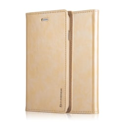 CoveredGear Discover Wallet till iPhone 6(S) Plus (Guld)