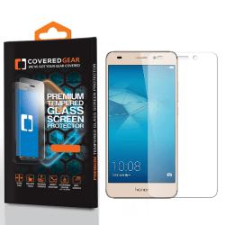CoveredGear härdat glas skärmskydd till Huawei Honor 7 Lite