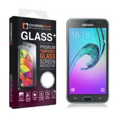 CoveredGear härdat glas skärmskydd till Samsung Galaxy J3 (2016)