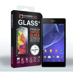 CoveredGear härdat glas skärmskydd till Sony Xperia Z2