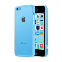 CoveredGear Invisible skal till iPhone 5C - Transparent