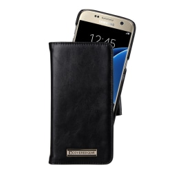 CoveredGear Signature Plånboksfodral till Samsung Galaxy S7 Edge