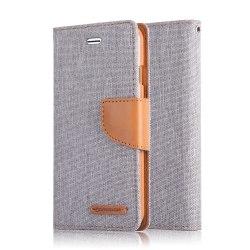 CoveredGear Woven Wallet till iPhone 6(S) Plus - Grå
